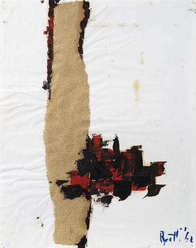Alighiero Boetti, 'Untitled', 1962