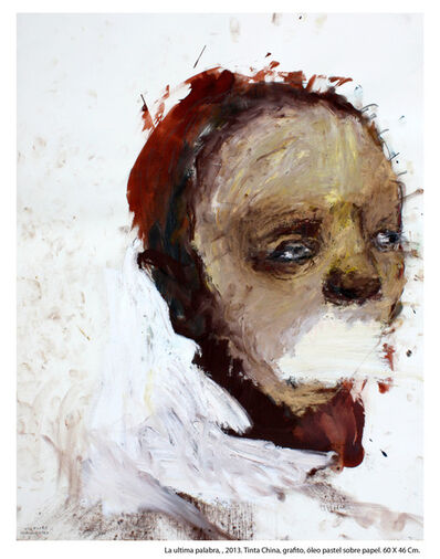 Jose Vivenes, 'La ultima palabra', 2013