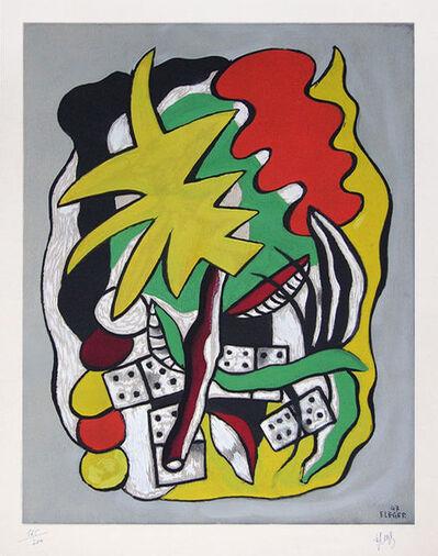 Fernand Léger, 'Composition aux dominos', 1947