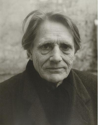 Josef Breitenbach, 'Stanley Hayter, Paris', 1971 / printed 1976