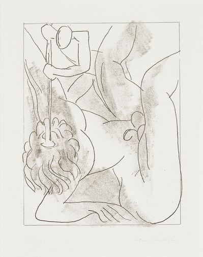 Henri Matisse, 'Polyphème from Ulysses', 1935