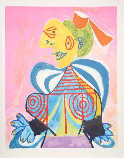 Pablo Picasso, 'L'Alesienne, 1937', 1979-1982