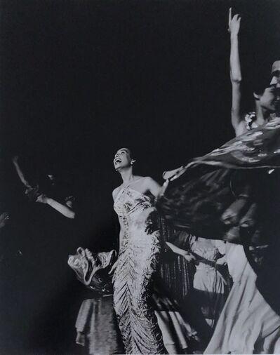 William Claxton, 'Lena Horne, Las Vegas ', 1955
