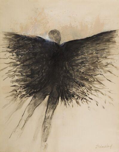 Arthur Polonsky, 'Winged', 1990