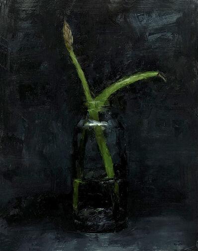 Tom Giesler, 'Floral 1: green bean asparagus', 2020