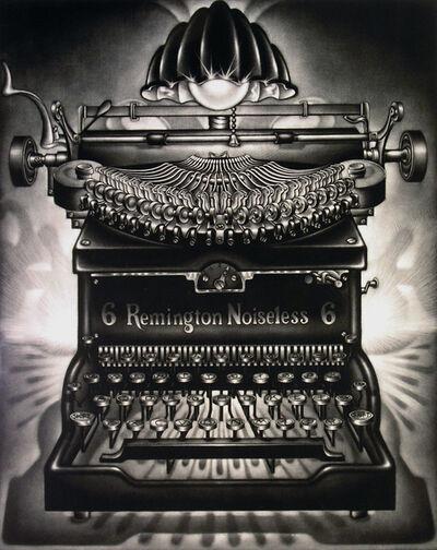 Carol Wax, 'Remington Noiseless', 1986