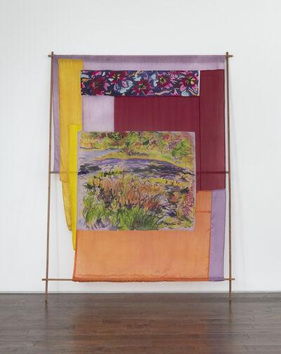 Lauren Luloff, 'Lavender Landscape ', 2020