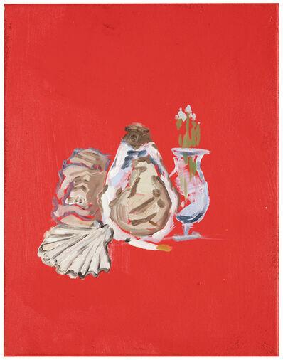 Karoliina Hellberg, 'Still Life On Red', 2018