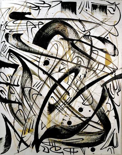 Zeehan Wazed, 'Steel Orbit', 2017