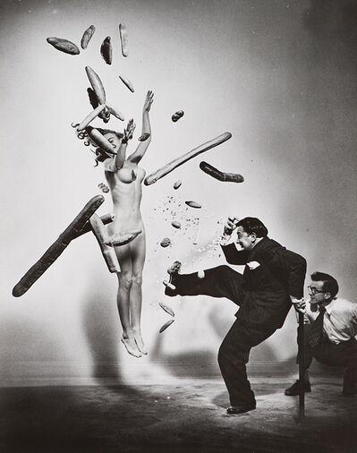 Philippe Halsman, 'Popcorn Nude with Dalí', 1949