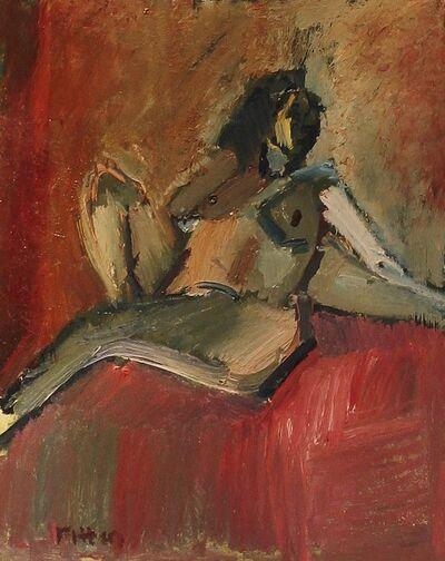 Richard Fitton, 'Nat Nude'