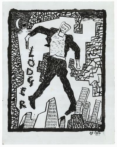 Derek Boshier, 'Lodger', 1962