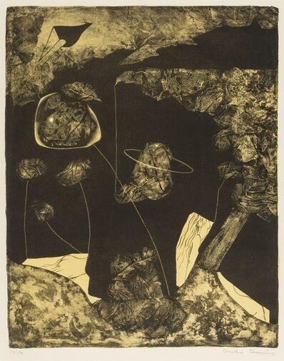 Dorothea Tanning, 'Quatrième péril', 1950
