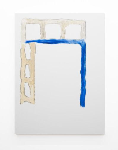 Jamilah Sabur, 'Lattice (white)', 2019