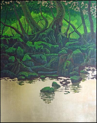Miles Bair, 'Green Dawn', 2013