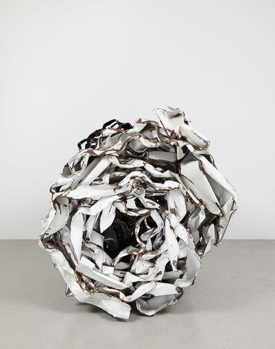 John Chamberlain, 'COMEOVER', 2007