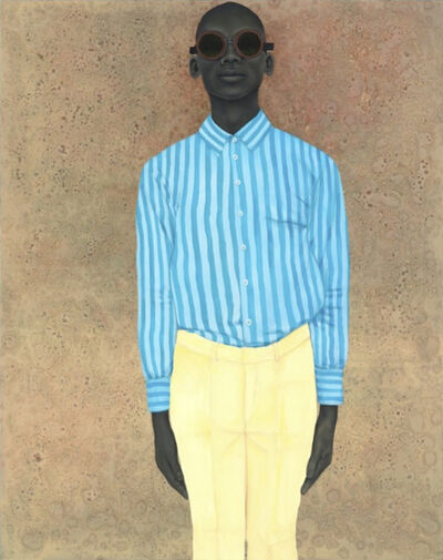 Amy Sherald, 'The Boy With No Past', 2014