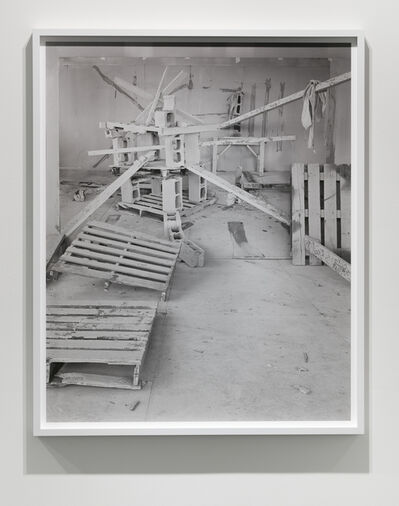 Rodrigo Valenzuela, 'Barricade No. 4', 2017