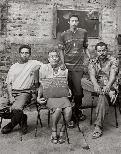 Martin Weber, 'Mi deseo es encontrar el cuerpo de mi hijo caído en combate en la lucha contra la dictadura de Somoza y poder darle sana sepultura. Estelí, Nicaragua', 2003