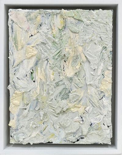 Gail Behrmann, 'White Grey Rectangle 2', 2020