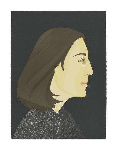Alex Katz, 'Ada Four Times #1', 1979-1980
