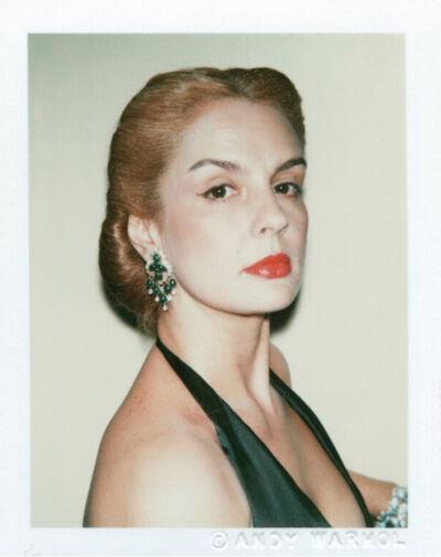 Andy Warhol, 'Carolina Herrera', 1978