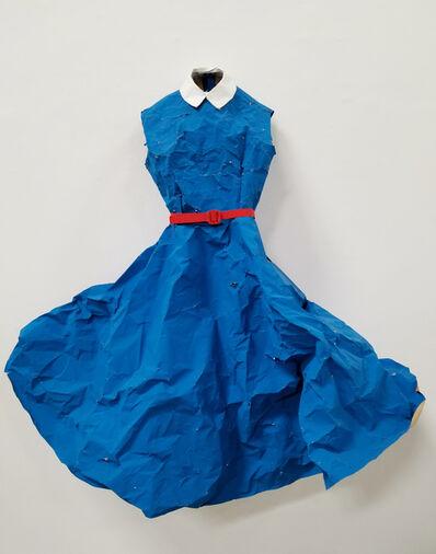 Phranc, 'Blue Dress', 2018
