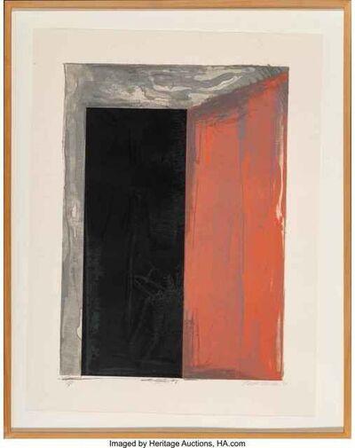 Laddie John Dill, 'Portal #2', 1977