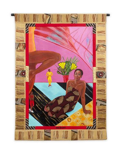 Emma Amos, 'Memory', 2012