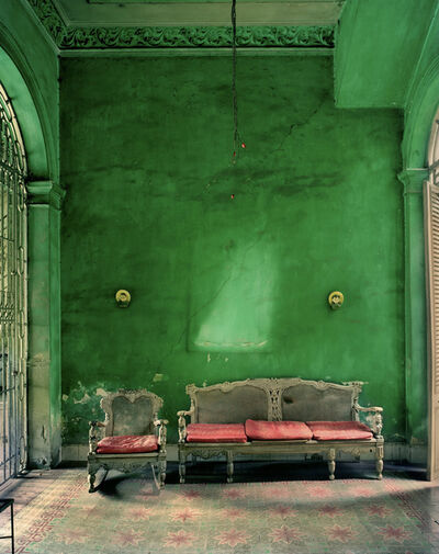Michael Eastman, 'Green Interior', 2002