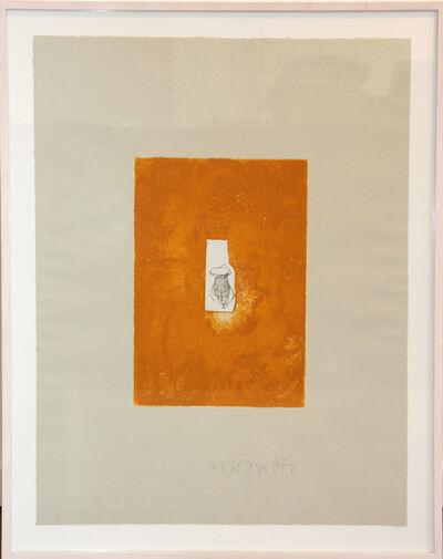 Joseph Beuys, 'Honiggefäß (aus der Suite Zirkulationszeit)', 1982
