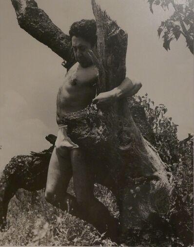 Leo Matiz, 'Foto Controversia Siqueiros-Matiz Plagio', ca. 1946