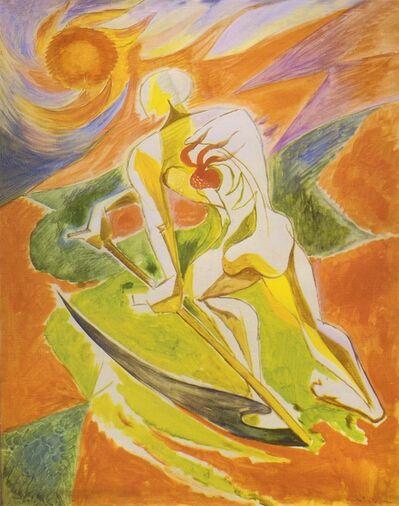 André Masson, 'Le Faucheur', 1934