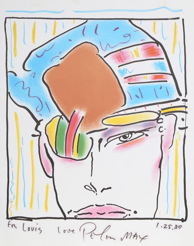 Peter Max, 'Zero's Friend', 1980