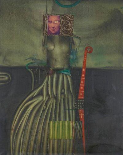 Paul Wunderlich, 'Die grüne Lisa', 1964