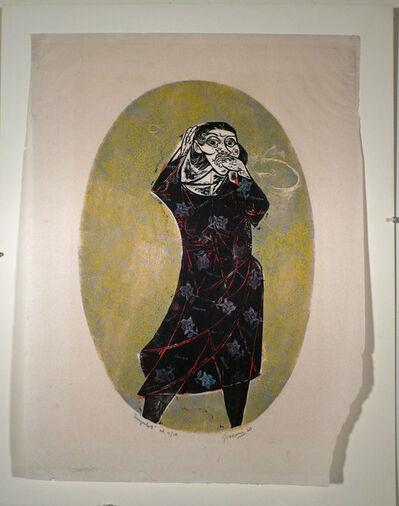 Antonio Frasconi, 'SNAPSHOT', 1950