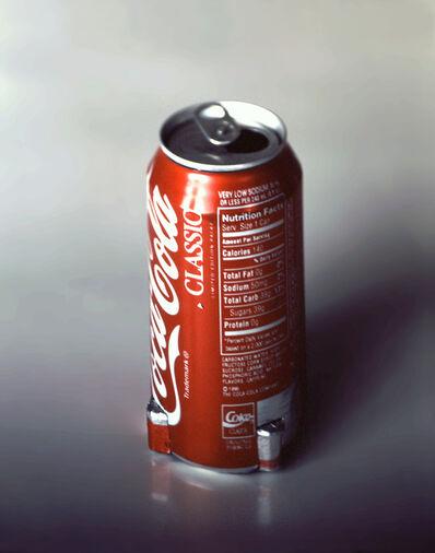 Tim Hawkinson, 'Coke Can Clock', 1996