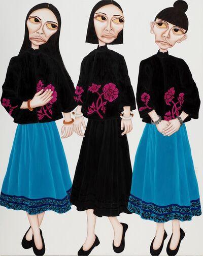 Liu Yi-Lan 柳依蘭, 'Clashing Outfits', 2014