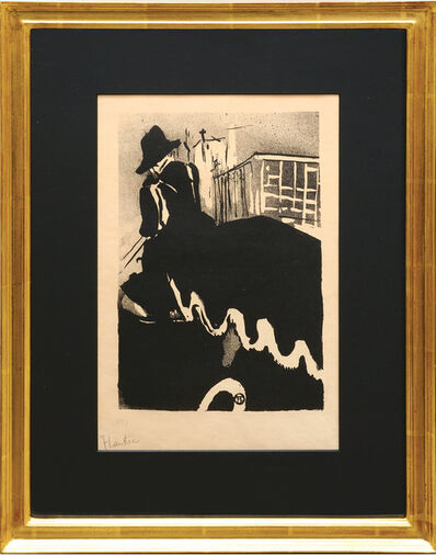 Henri de Toulouse-Lautrec, 'Ultime ballade. (Last Ballad.)', ca. 1893