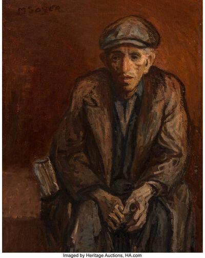 Moses Soyer, 'New York Man'
