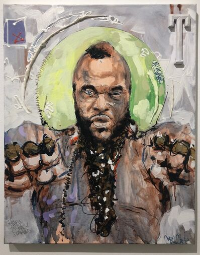 Clarence Rich, 'Mr. T', 2014