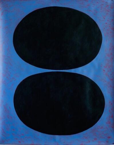 Ellen Chuse, 'Hover: Blue', 2018