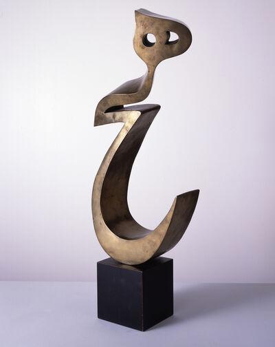 Parviz Tanavoli, 'Heech', 1972