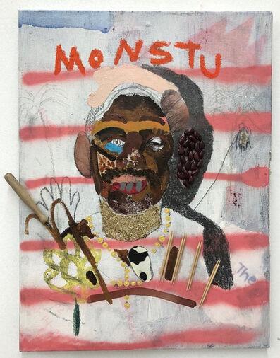 John Rivas, 'Monstu', 2019