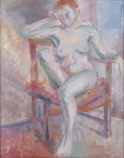 Yan Pei-Ming, 'Nu Assis', 1983