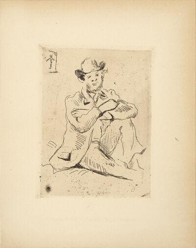 Paul Cézanne, 'Portrait de l'Artiste Guillaumin', 1873