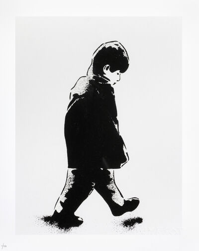 ICY and SOT, 'Little Boy (White)', 2014