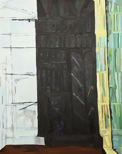 Alex Chaves, 'Black Door', 2019