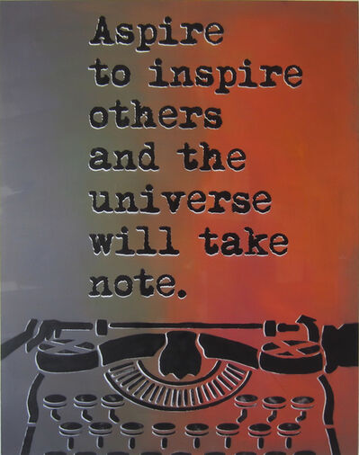 WRDSMTH, 'Aspire to Inspire'