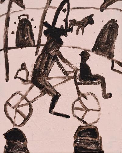 Mie Olise Kjærgaard, 'School Ride', 2018